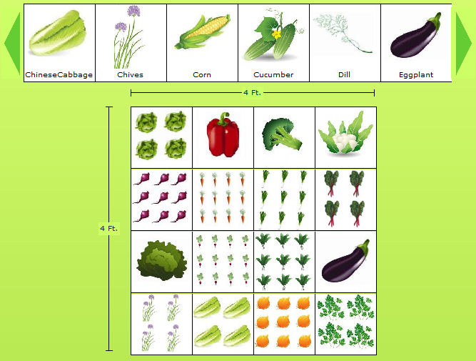 Simple Vegetable Garden Planning Tips and Ideas on Patio Planner id=59294