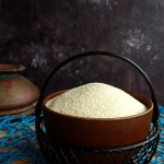 How to preserve sooji/rava/semolina for a longer period of time….