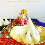 Dry Fruit Modak | Dates, Figs & Nuts Steamed Modak