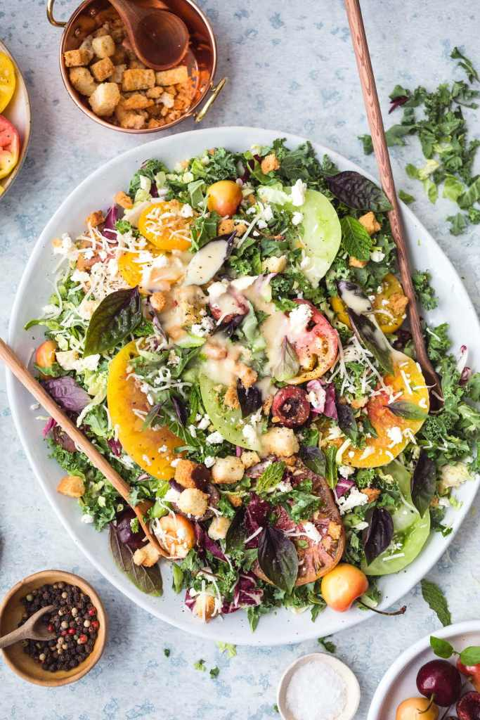 Summer Salads For A Crowd