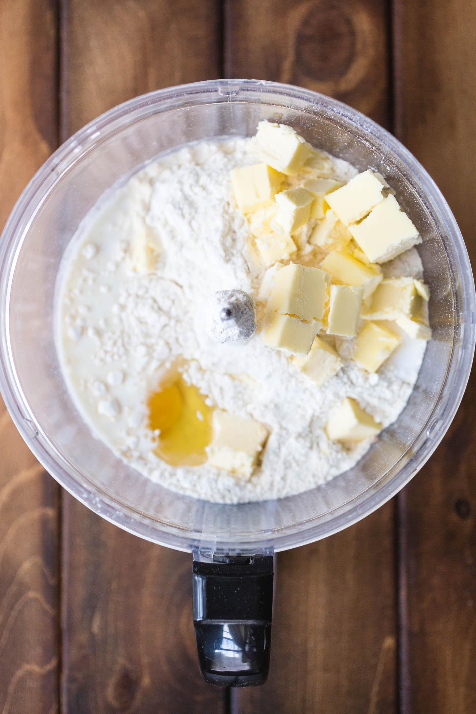 Butternut Squash Ricotta Pierogi with Brown Butter Hazelnut Sauce