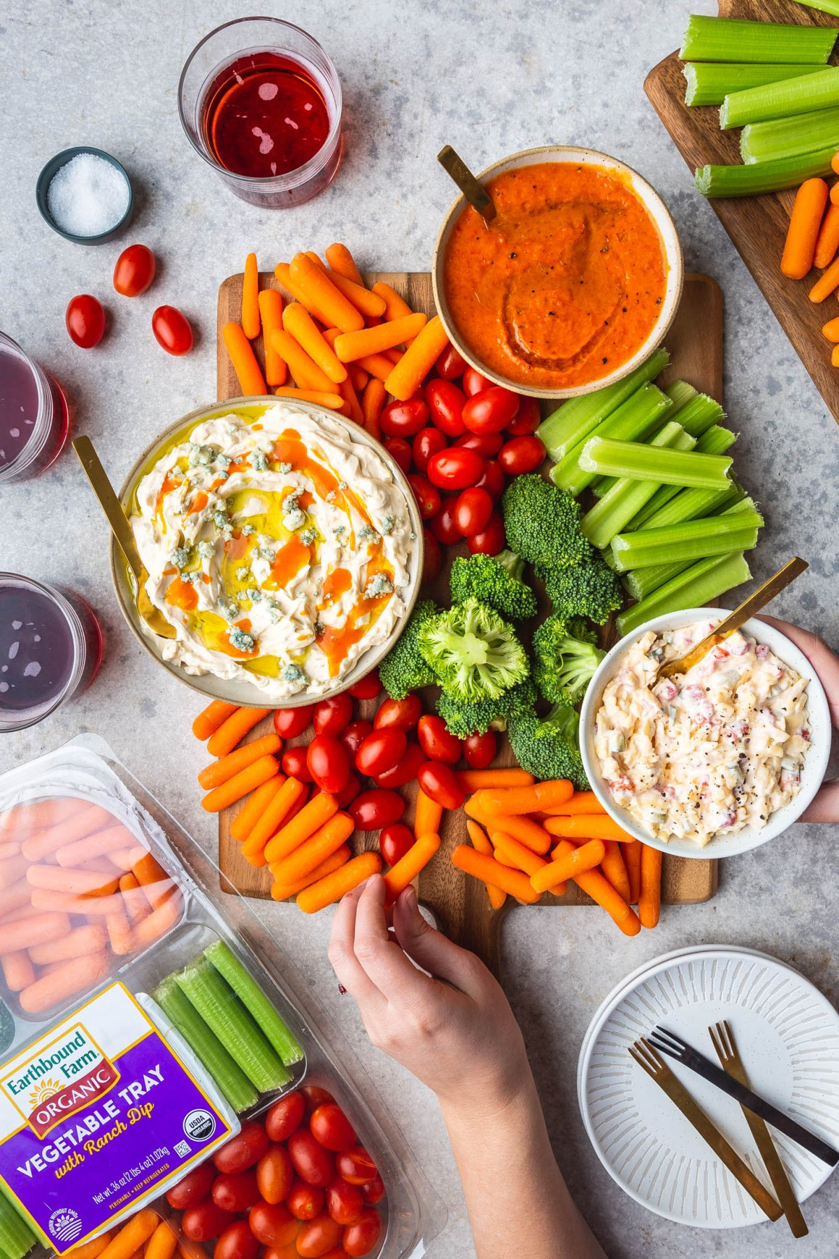 5 ingredient dip recipes