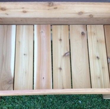 Gronomics Elevated Garden Bed - Bottom Boards