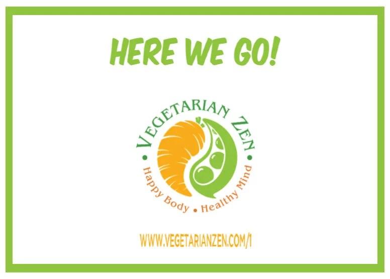 vegetarian zen podcast ep. 1