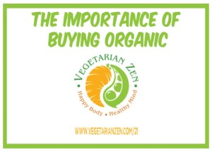 do i need to buy everything organic?