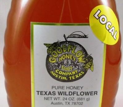 raw local honey for hot lemonade recipe