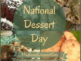 National Dessert Day https://www.vegetarianzen.com