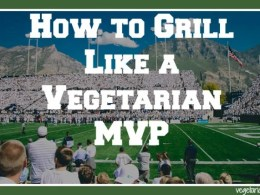 How to Grill Like a Vegetarian MVP https://www.vegetarianzen.com