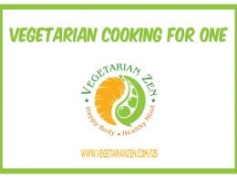 vegetarian zen episode 125