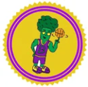 Broccoli Badass Patreon badge https://www.vegetarianzen.com