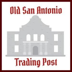 Old San Antonio Trading Post on eBay http://www.vegetarianzen.com