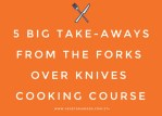 fork and knife
