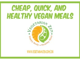 Vegetarian Zen Podcast Ep. 236