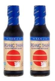 San-J Organic Gluten-Free Soy Sauce Tamari