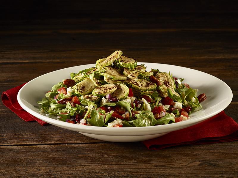 HRC Vegetarian LTO Quinoa Arugula salad