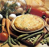 tortilla de pure