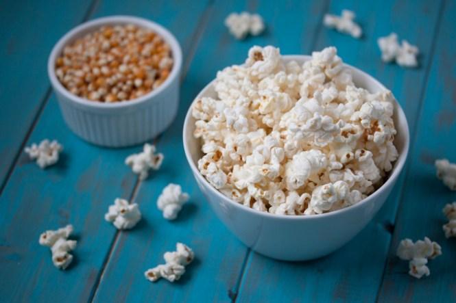 Oil Popcorn
