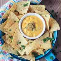 Homemade Vegan Queso (Gluten Free)
