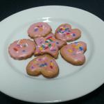 Vanilla Flavored Cookies