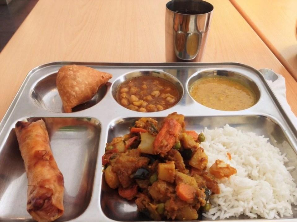 Dhaba Beas Vegetarian Indian Restaurant