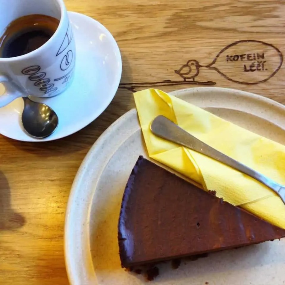 Vegan Dessert Prague, Czech Republic