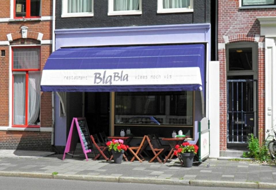 BlaBla Restaurant Groningen