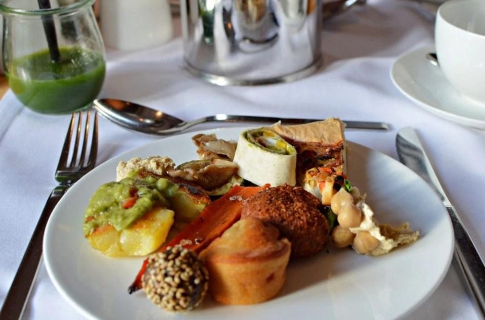 best vegan brunch in Munich