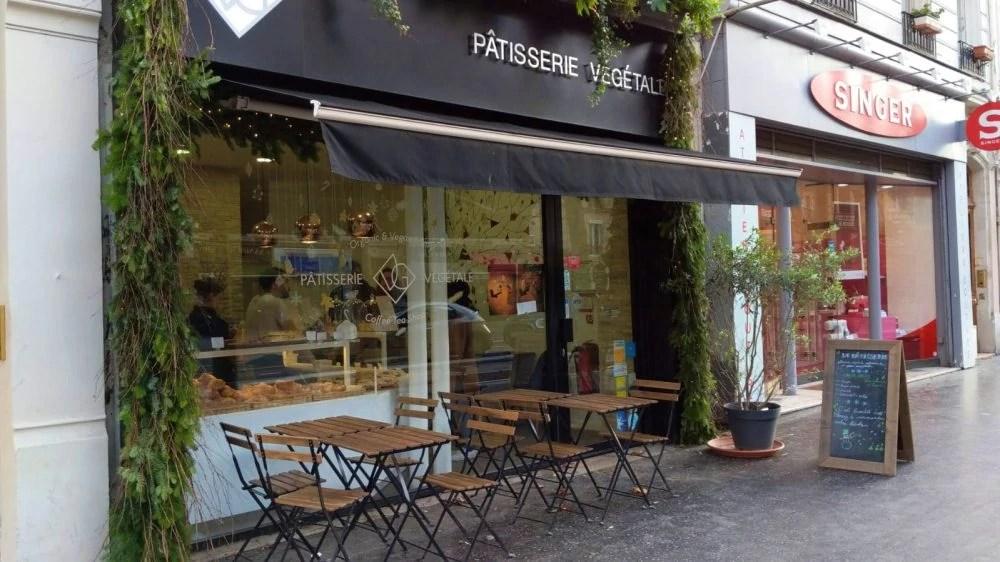 Pâtisserie Végétale Paris France