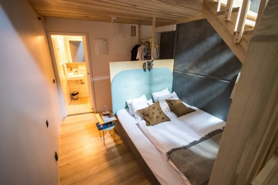 Ohboy Hotell in Malmo