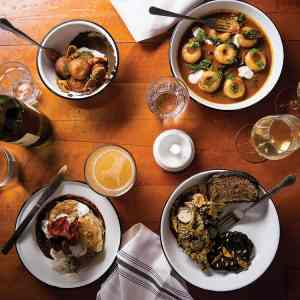 Apteka Vegan Restaurant in Pittsburgh