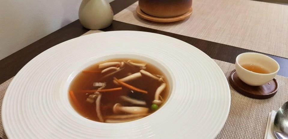 Londynska 73 Vegan Vegetable Soup
