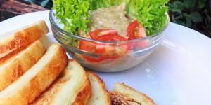 Vegan Delight Spotlight: Salata de Vinete