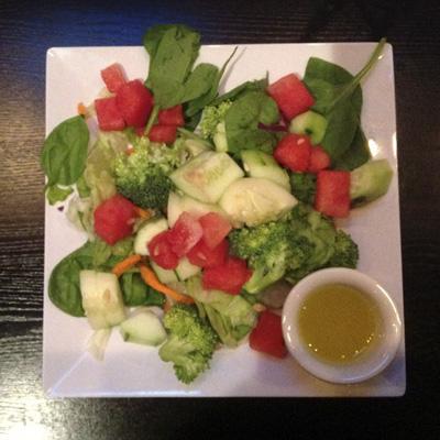 Mint Fresh Salad