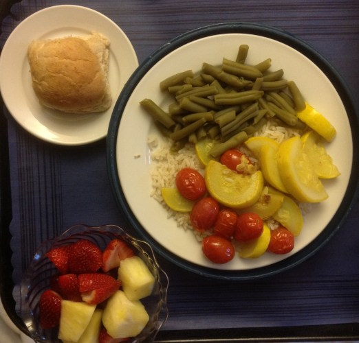 What To Do If Your Hospital Doesn't Offer A Plant-Based Menu? Ask For It!