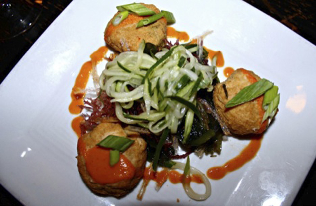 Great Sage Crabcakes