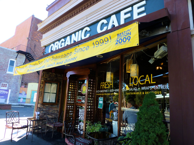 Organic Garden Café of Beverly, MA Offers Medicinal Food!""
