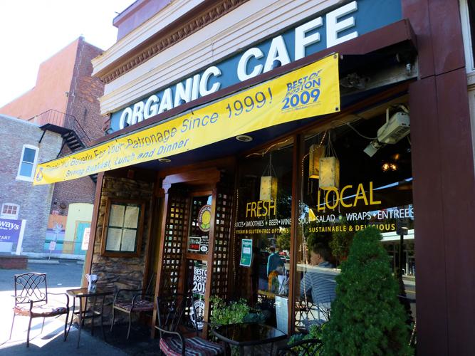"Organic Garden Café of Beverly, MA Offers Medicinal Food!"""