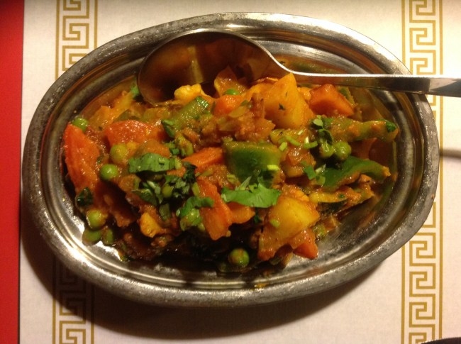 Bombay Bazar Vegetable Jalfrezi