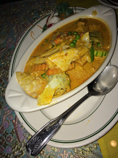 Chow Thai Panang Curry