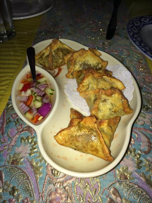 Chow Thai Sweet Potato Puffs