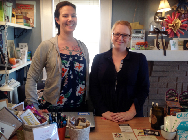 Ecolicious Owners Marlie and Fiona