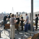 Omowale Adewale's Vegan Rooftop Party Sets The Bar For Plant-Based Fun In The Sun!