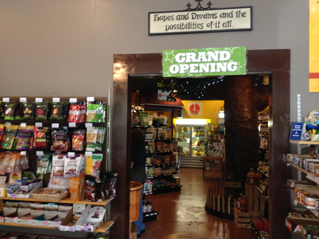 Whole Health Natural Foods — Now Located Near The Virginia