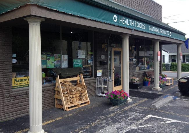 Whole Health Natural Foods Exterior