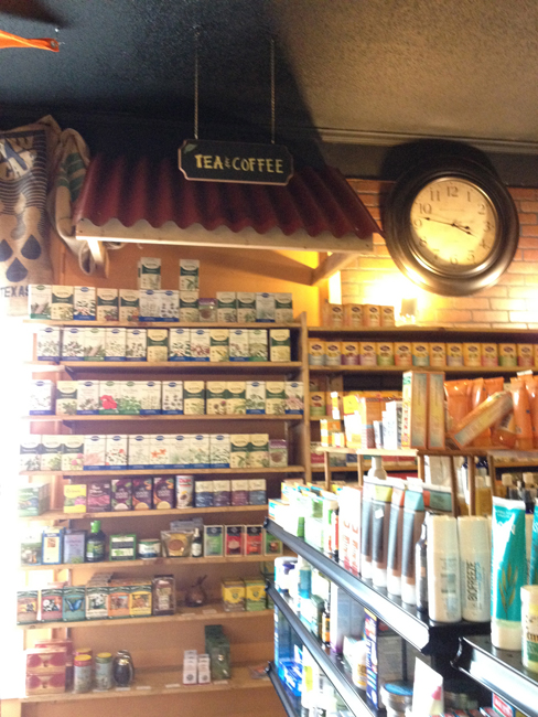 Extensive Selection of Herbal and Traditional Teas