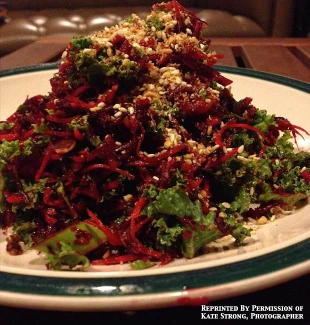 Kate Strong's Rainbow Salad