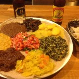 Ethiopic In Washington D.C. –  Ethiopian Food Doesn't Get Better Than This!