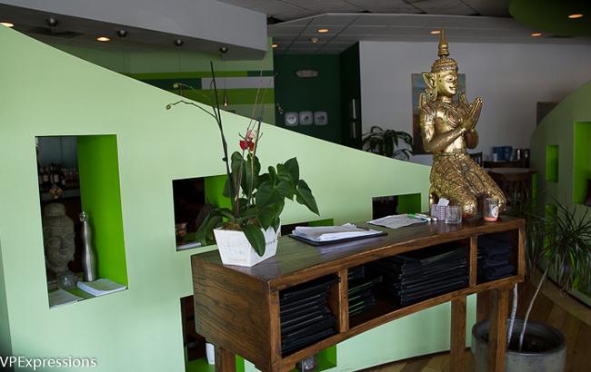 Lemongrass Thai Interior