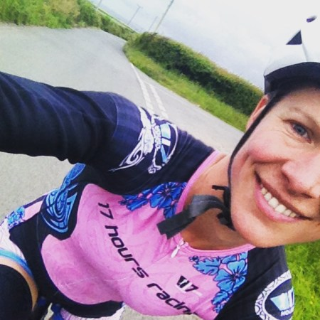 Kate Cycling
