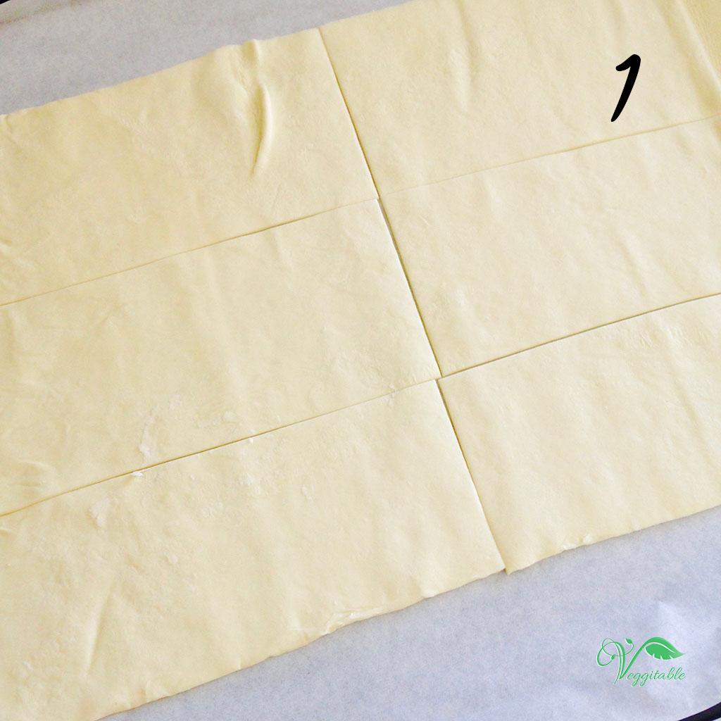 Folhados de Morango e Canela1-5